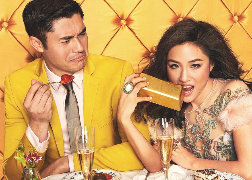 За прошедшие выходные «Crazy Rich Asians» набрал 28,3 миллиона долларов.