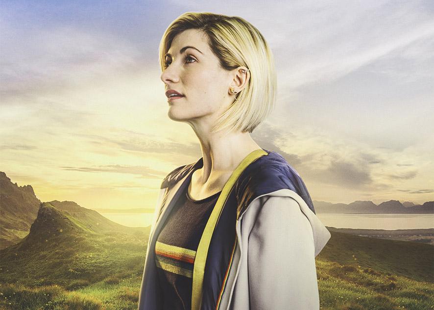 Джоди Уиттакер подтвердила, что станет лучшим Доктором этой истории.