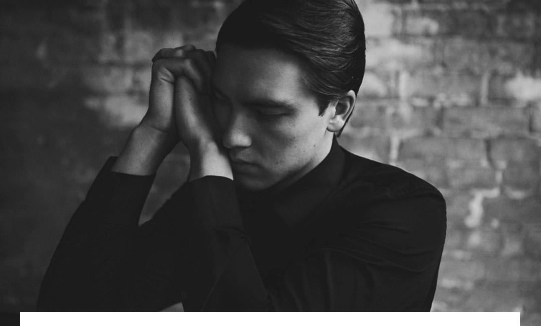Коди Ферн черно-белая фотография