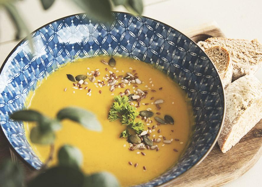 Пряные, нежные, сытные и легкие супы.