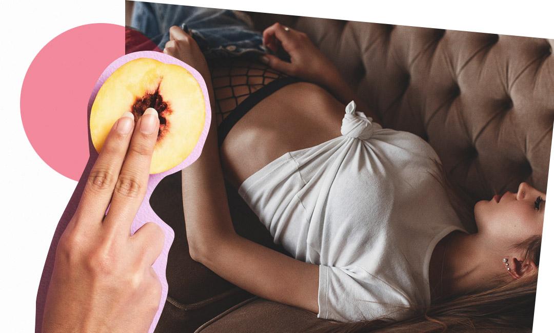 Женское seks удовольствие