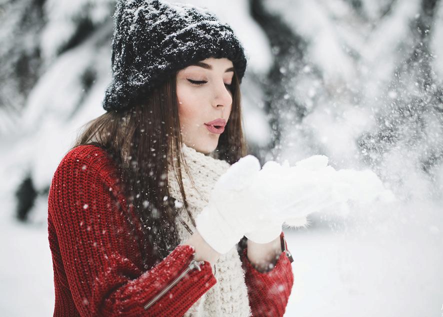 Косметический парафин - актуальный питательный ингредиент косметики для зимнего ухода за кожей.