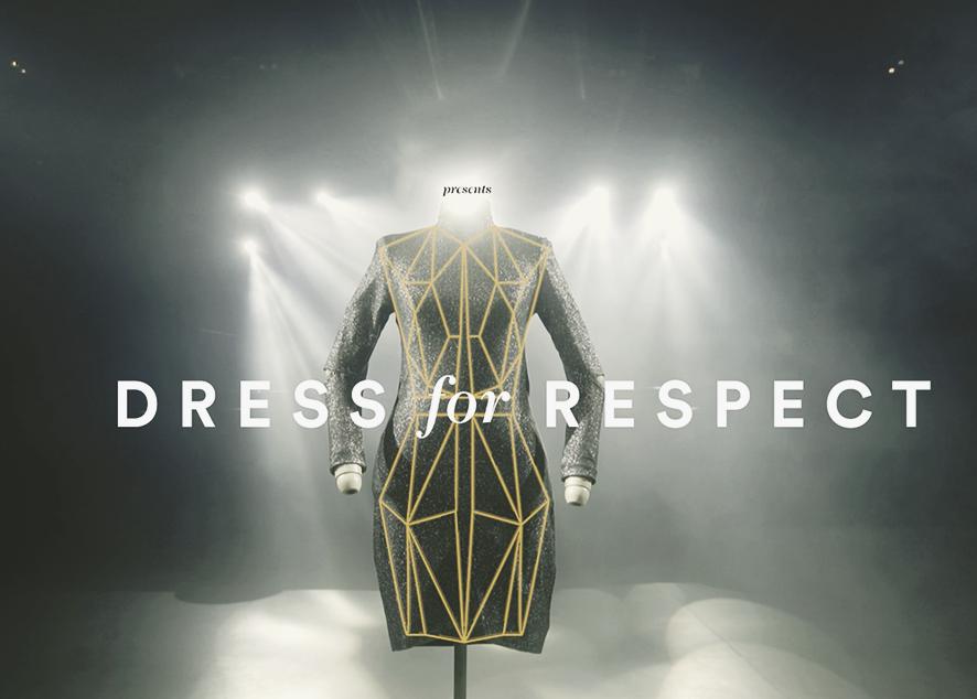 «Умное» платье отслеживало, как часто женщин касаются без их согласия.