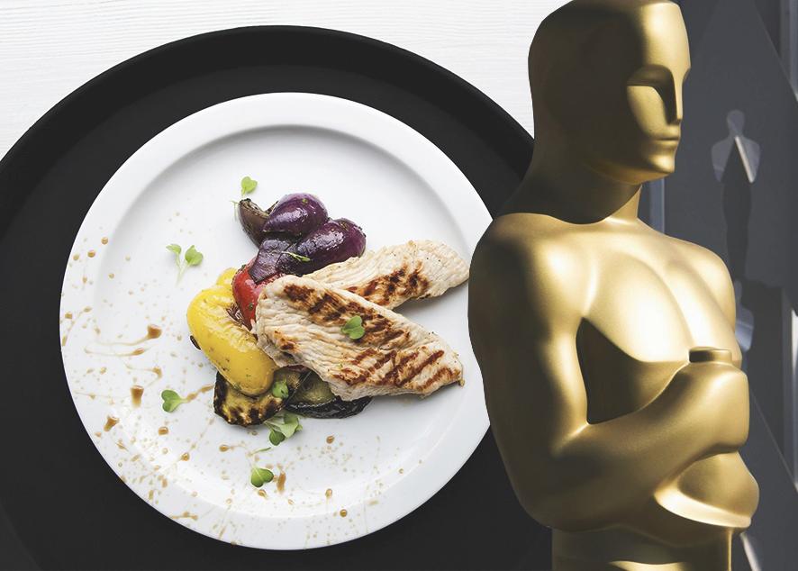 Что поесть и выпить, пока смотришь лучшие фильмы прошлого года.