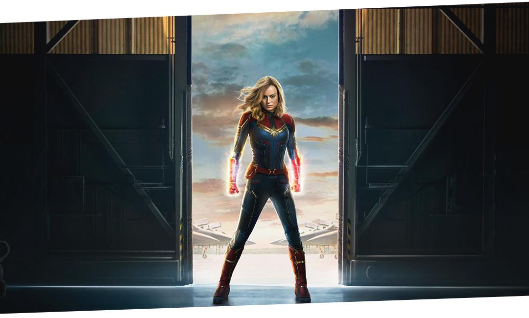 Критика и отзывы на Капитана Марвел