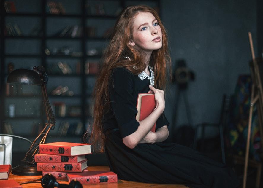 Героини романов, которые напомнят, что женщина может быть сильной и смелой в любое время и при любых обстоятельствах.