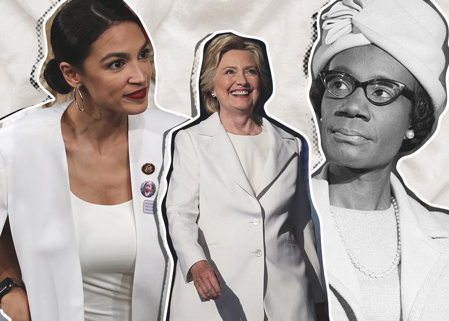 Как женщины научились протестовать красиво.