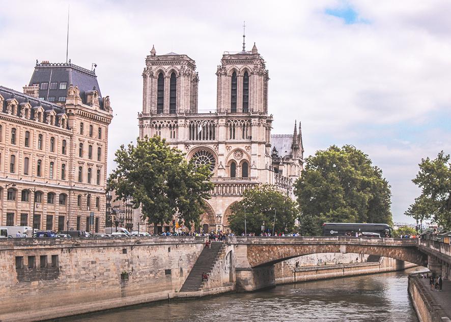 Известные кинокартины, которые запечатлели Собор Парижской Богоматери.