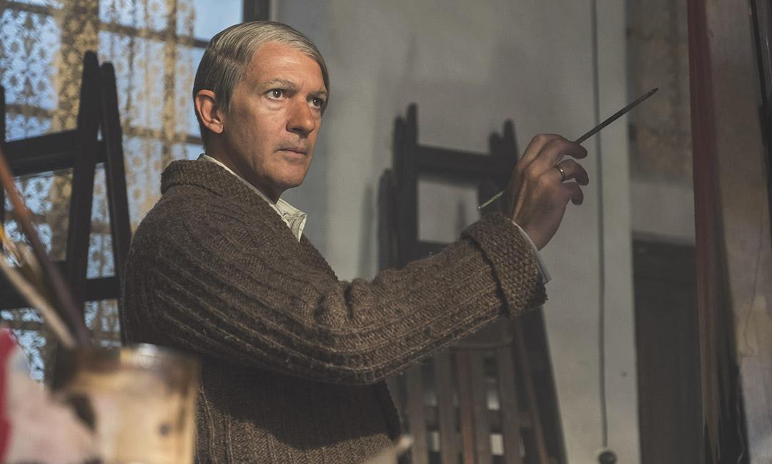 Пабло Пикассо в исполнении Антонио Бандерас