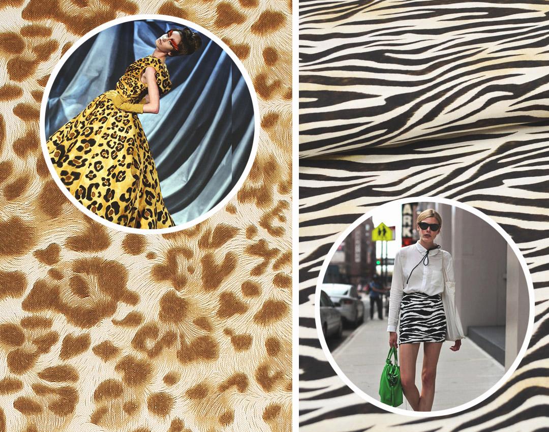 Однако широкое распространение звериный орнамент получил в 1947 году, когда  Кристиан Диор включил леопардовый принт в свою дебютную коллекцию ... da502d7a277