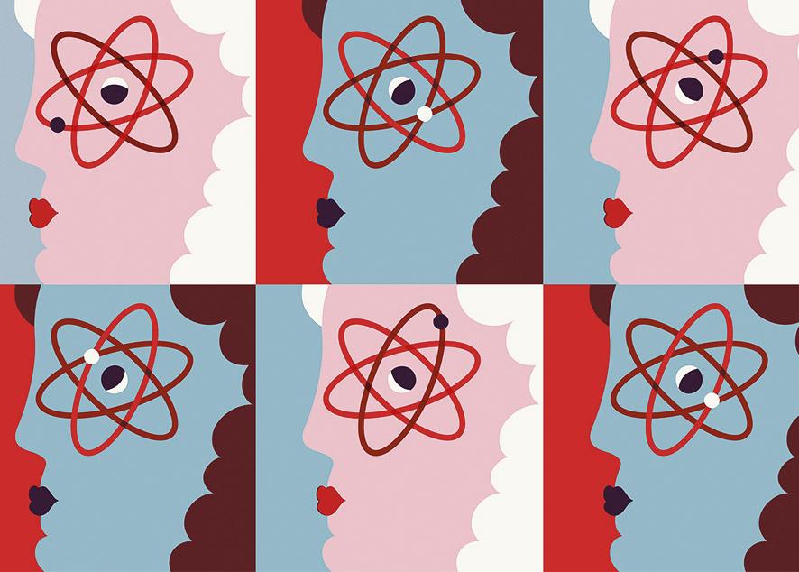 Если миру будут известны женщины, которые внесли вклад в науку, то другим это даст мотивацию заниматься наукой, — так считает Джессика Уэйд.