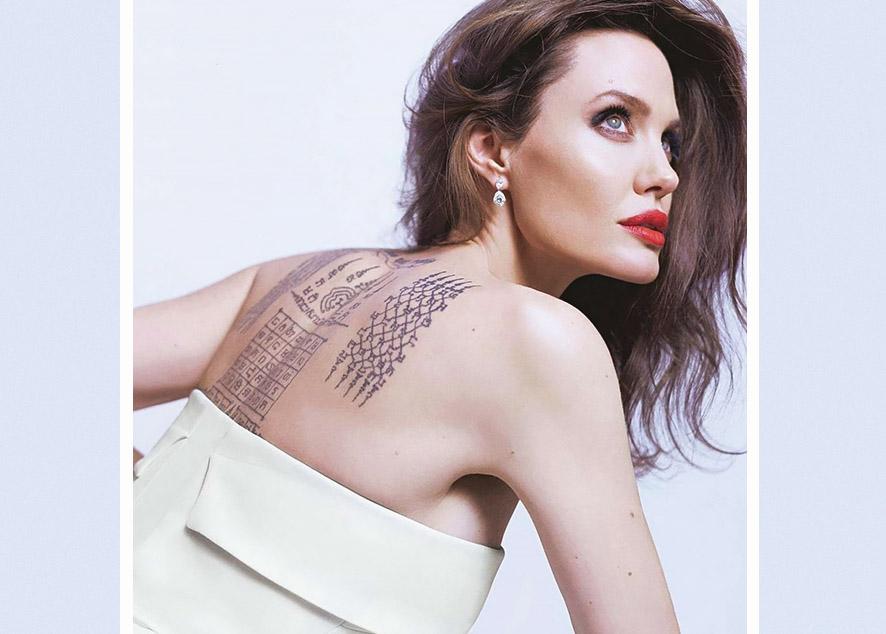 Анджелина Джоли давно перестала быть просто актрисой, она — гражданка мира.