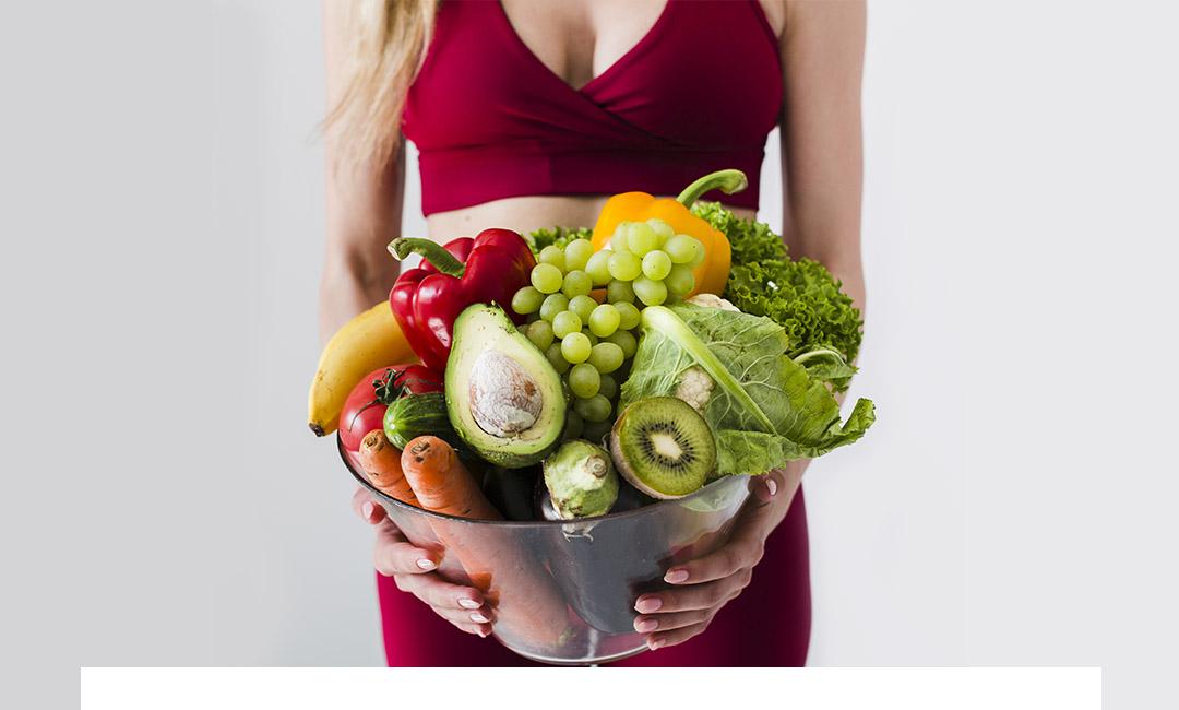 Фрукты и овощи, богатые полифенолами