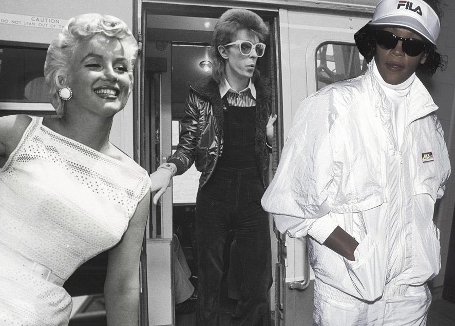 Как Шэр, Уитни Хьюстон и другие иконы стиля одевались в путешествиях.