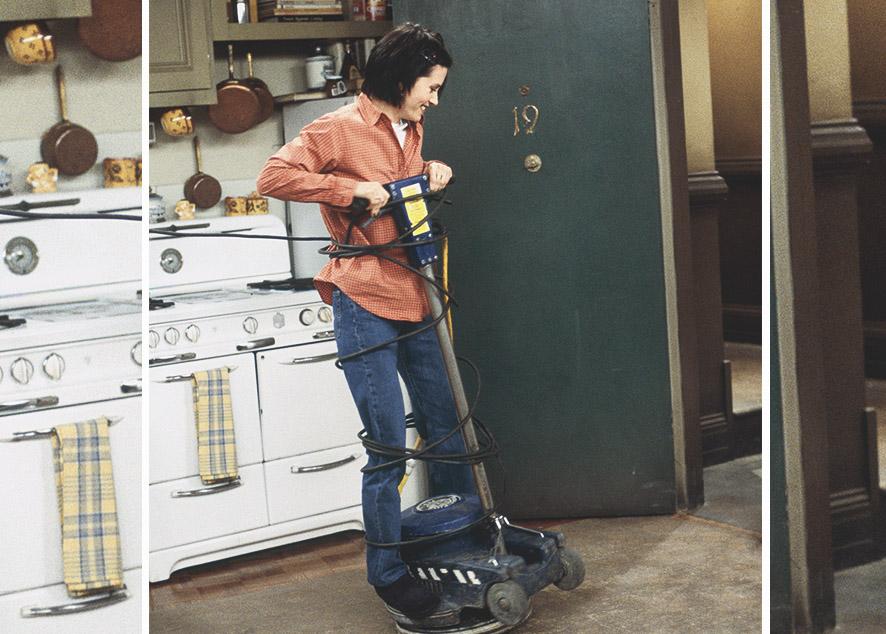 Шаги, которые помогут сэкономить время на уборке.