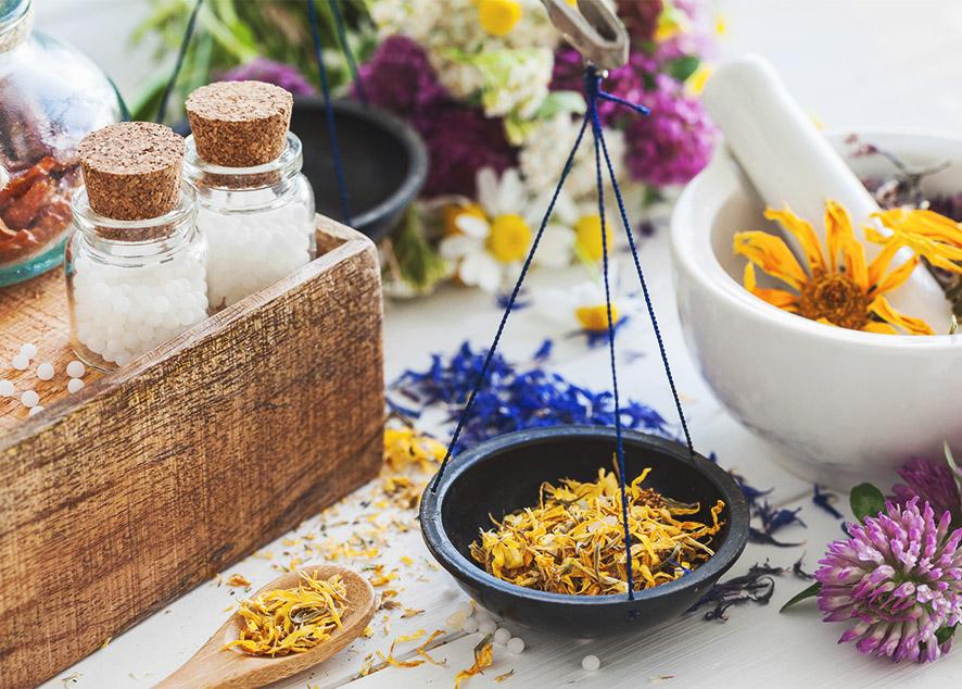 Растительные экстракты - незаменимые и полезные составляющие натуральной косметики.