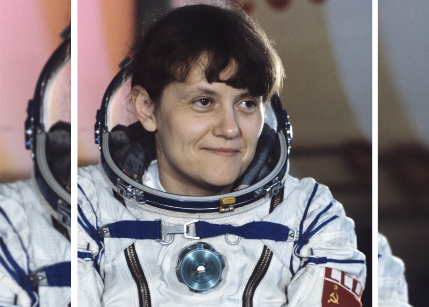Как Светлана Савицкая заслужила свое право войти в историю мировой космонавтики.