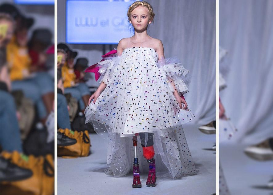 Мода — это мир фантазии, в котором есть место каждому.