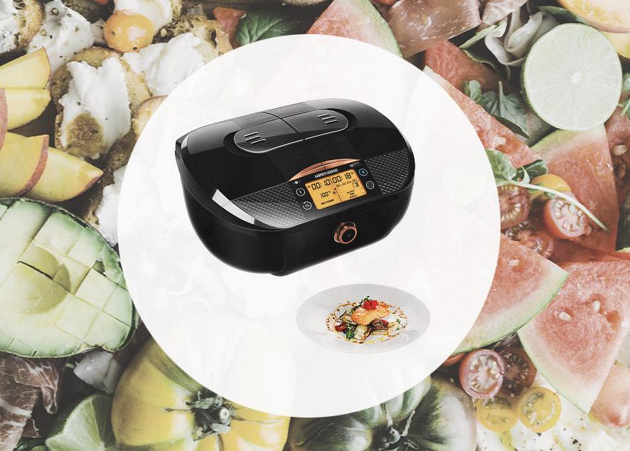 Мультиварка REDMOND - лучший помощник на кухне для экономии времени и приготовления идеальных блюд.