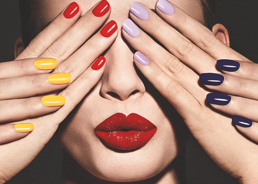 Определиться с выбором цвета и дизайна ногтей станет легче.