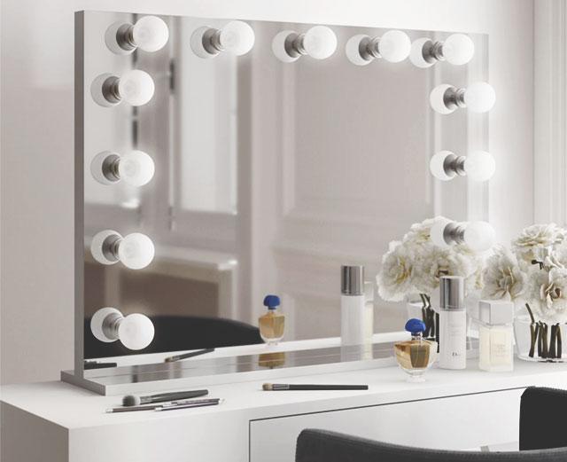 Зачем в доме нужно зеркало с подсветкой.