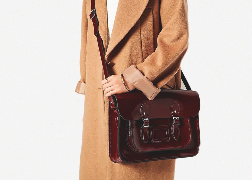 Что такое сумка-сэтчел и где создают лучшие в мире портфели.