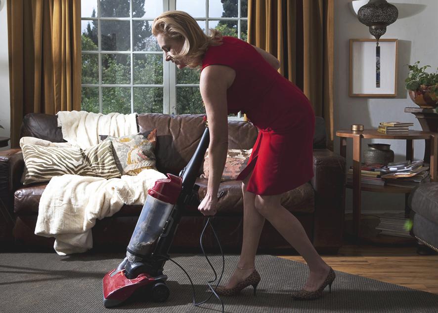 Устройство, которое поможет всегда держать дом в чистоте.