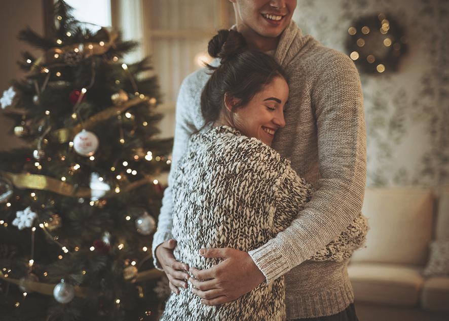 Как сделать совместный праздник новым этапом ваших отношений.