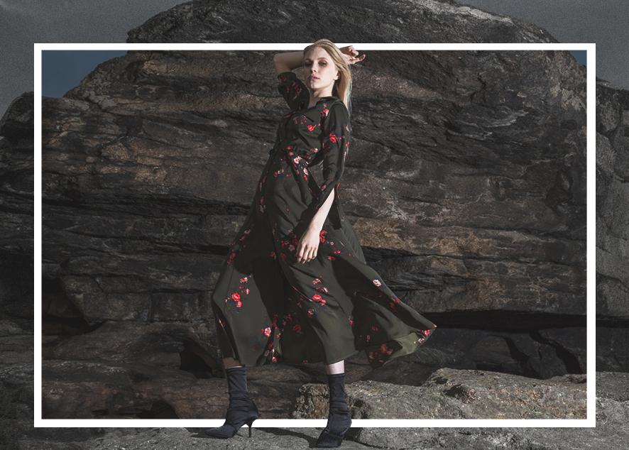 ЭНСО - российский бренд эксклюзивной одежды для успешных и уверенных в себе женщин.