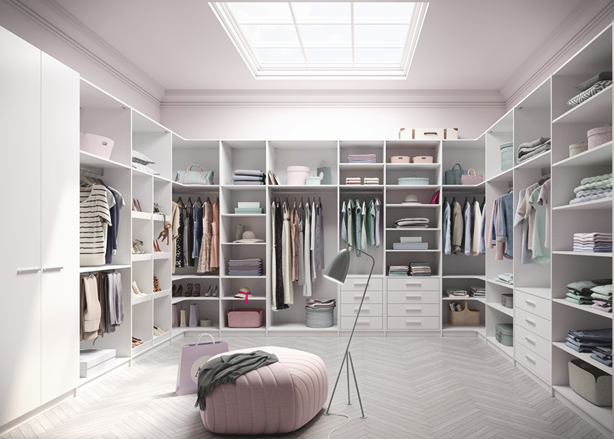 Добавь функционала в свой гардероб и разложи все по полочкам.
