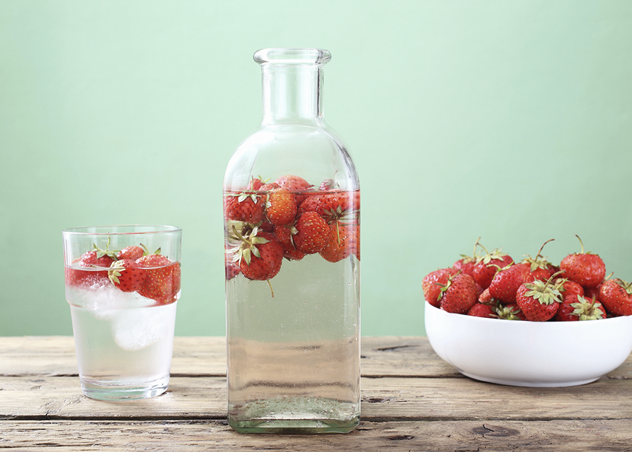 6 продуктивных челленджей для тех, кто пьет мало воды.