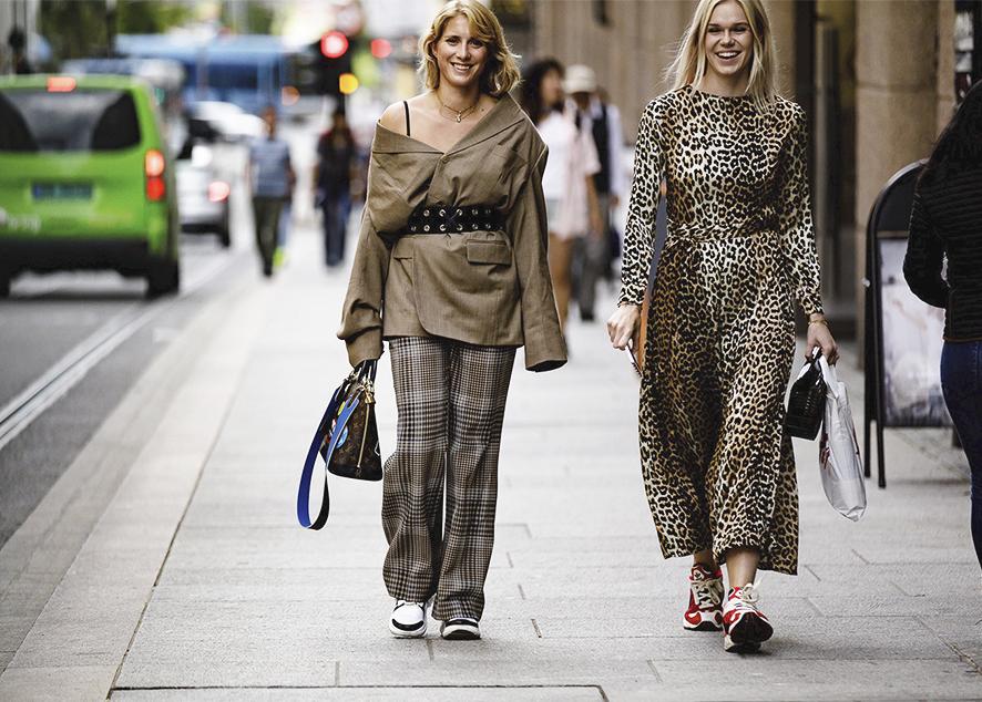 Как обрести свой стиль с помощью дизайнерской одежды.