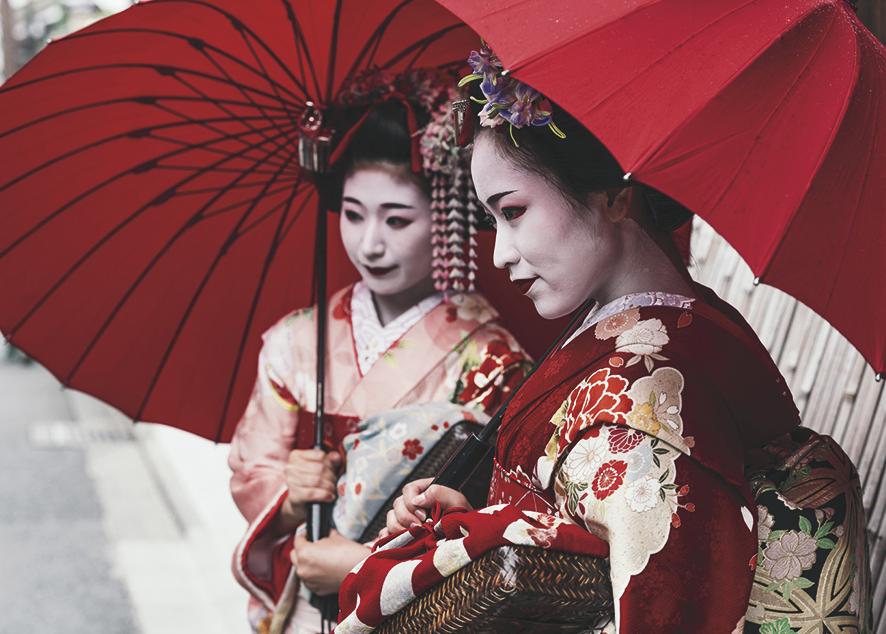 Раскрываем секрет молодости японских женщин.