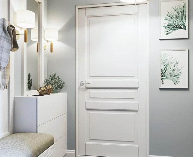 Входные двери - неотъемлемая часть интерьерного декора.