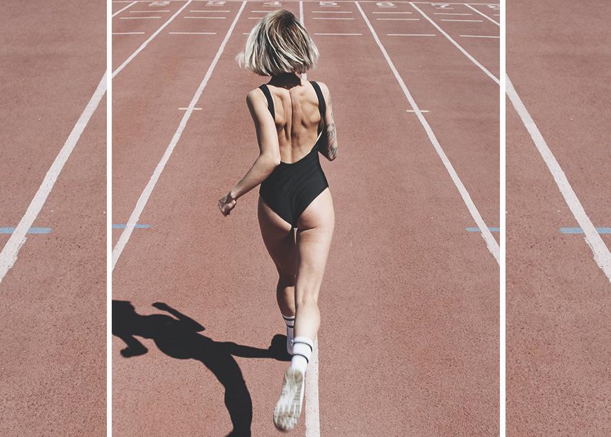 Тренируйся и получай удовольствие от своего тела.
