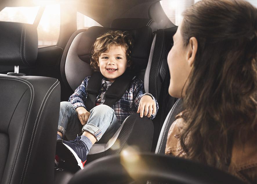 Когда комфорт и безопасность ребенка превыше всего .