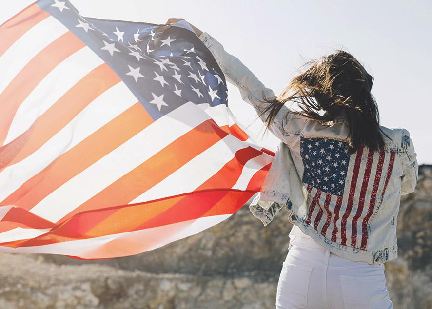 Значительный шаг на пути получения американского гражданства.