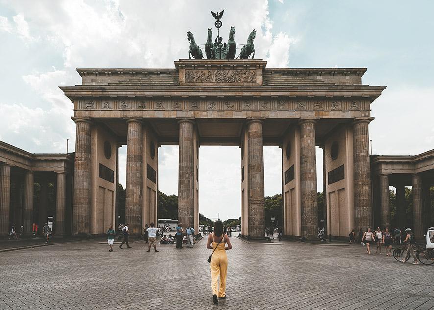 Что посмотреть в Берлине, если не знаешь, с чего начать.