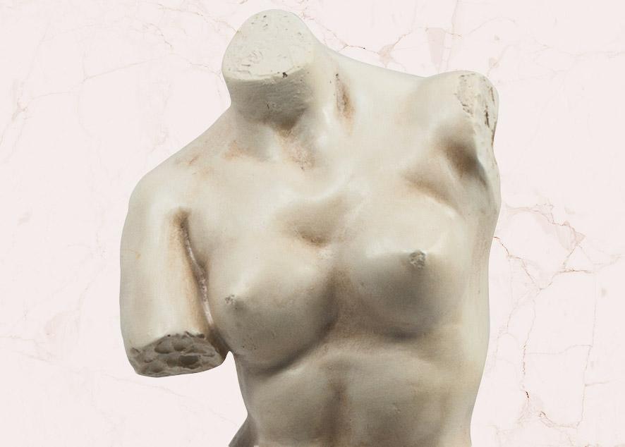 Самообследование груди — фундамент, на котором строится борьба с раком.